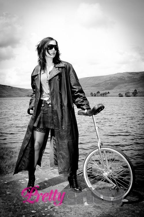 Male model photo shoot of KeithMc in Widdop Reservoir shoot