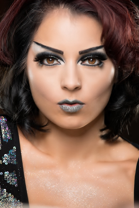 Female model photo shoot of PrettyKittyMakeup and Kaili Silva by iJoe Foto in Graber Olive House Ontario, Ca