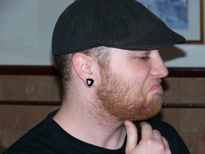Male model photo shoot of Westleytattoos