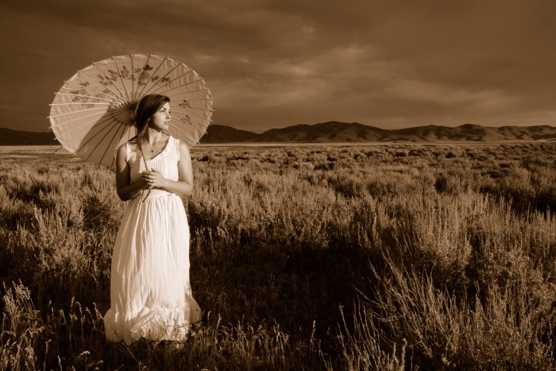 Hill City Idaho Jul 25, 2012 Mark Logullo Photography Waiting on the Prairie