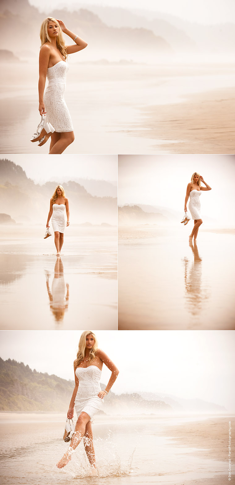 Oregon Coast Jul 26, 2012 © Paris Photography Model - Kenzie Smith