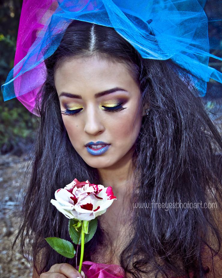 Female model photo shoot of Sara Glover by Monica Hofer Photograph