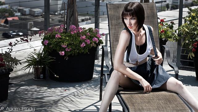 Female model photo shoot of HAPA INTRIGUE