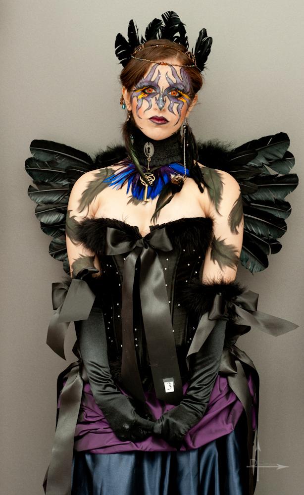 Female model photo shoot of DMacStudios Makeup in Vancouver, BC
