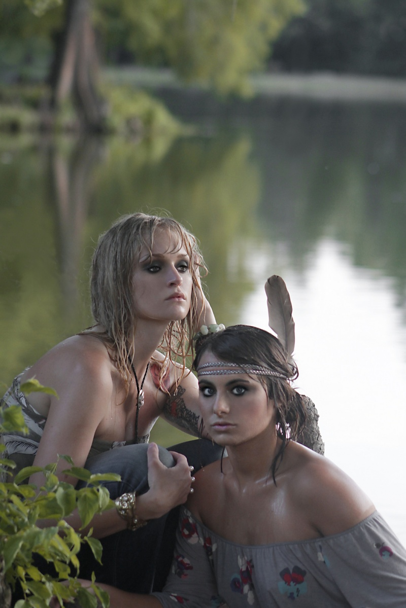Female model photo shoot of Walsto Media