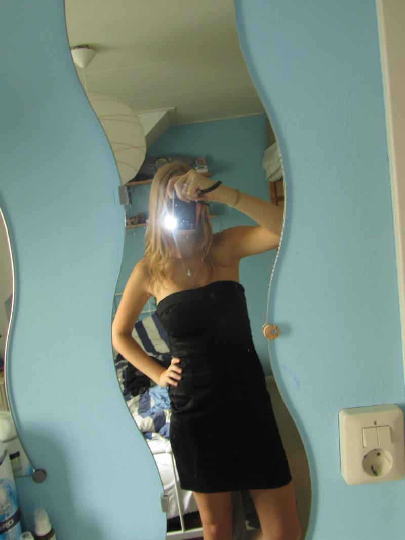 Jul 27, 2012 in a dress