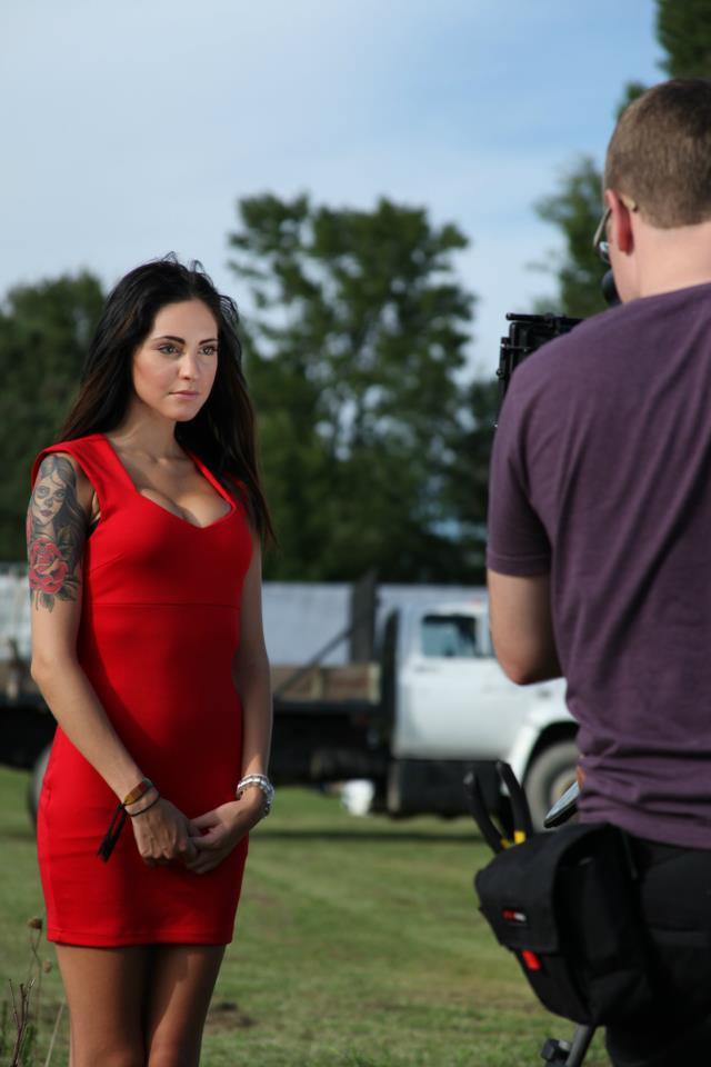 virginia beach Jul 28, 2012 on set