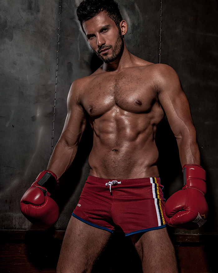Jul 29, 2012 Joey, Boxing