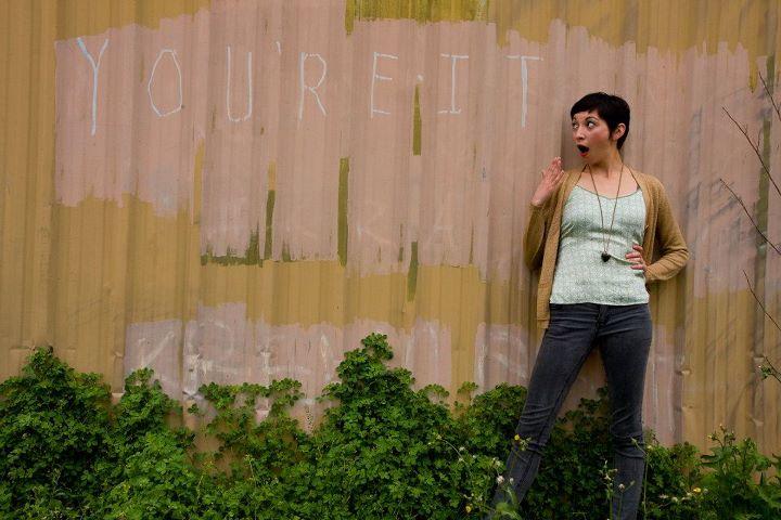Female model photo shoot of Jen-Brown in Austin, TX