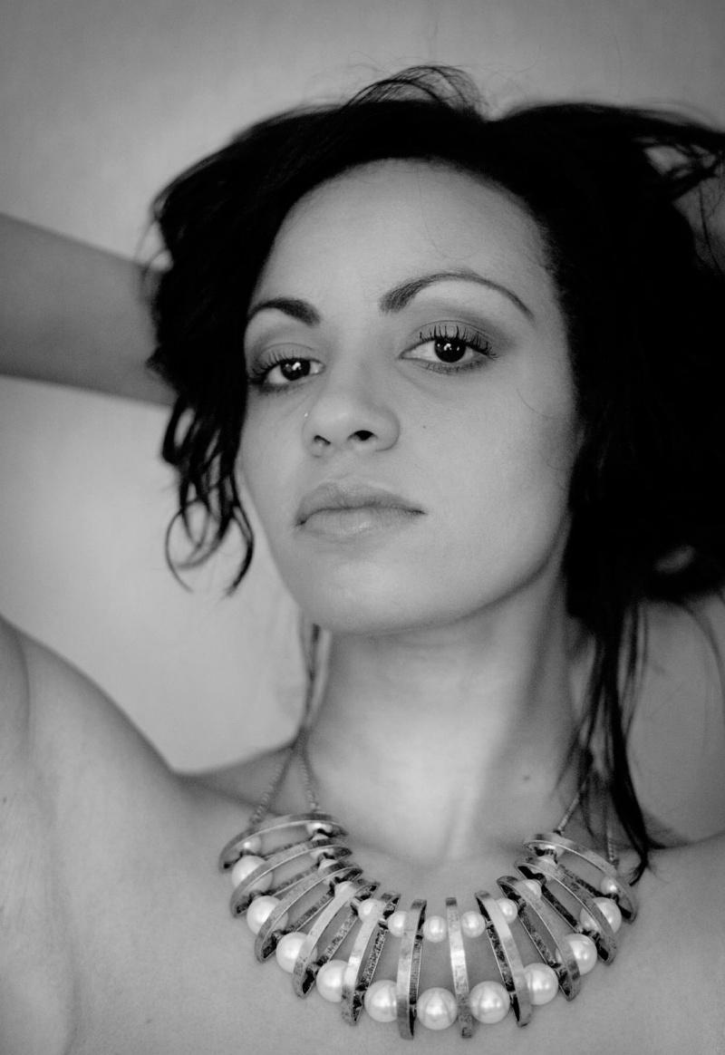 Female model photo shoot of Amariah Nyoh by Clare  Bowen Photo