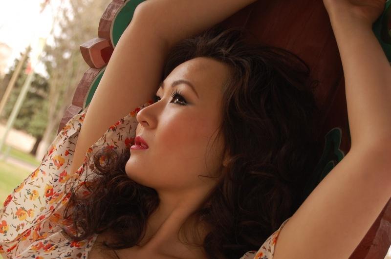 Female model photo shoot of Jasmine LeBlanc by marce fay