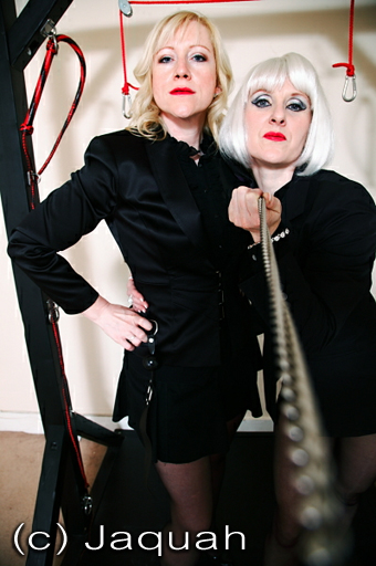 Female model photo shoot of Helen Ryder and Destiny Demonia by Jaquah Images in Balcombe