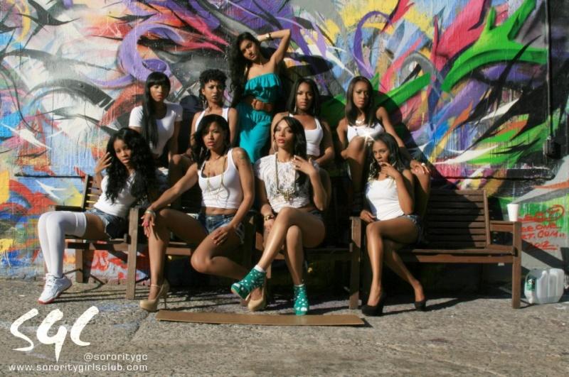 0 model photo shoot of SGC Studios