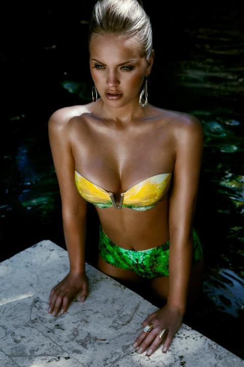 Jul 31, 2012 Ellis Swimwear Campaign