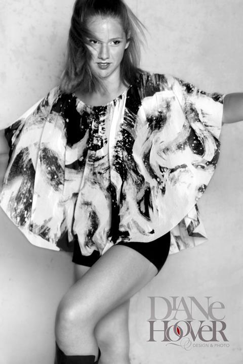 Female model photo shoot of Christian Hoover