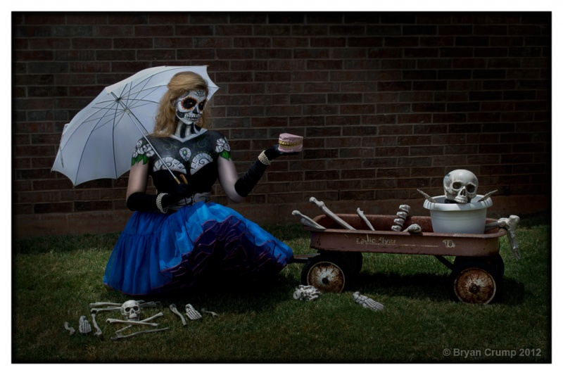 Aug 01, 2012 © Bryan Crump 2012 Day of the Dead Tribute