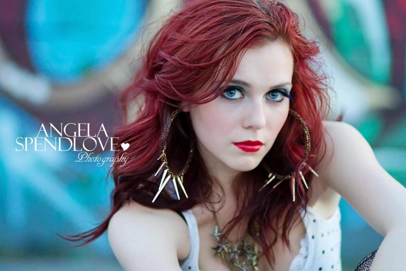 Aug 02, 2012 Hair/Make-up: Self