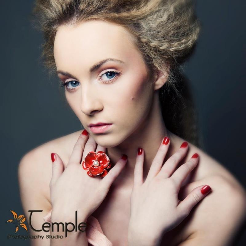 Cork, Ireland Aug 04, 2012 Polina Clarke Temple Photography Studio Beauty Shot