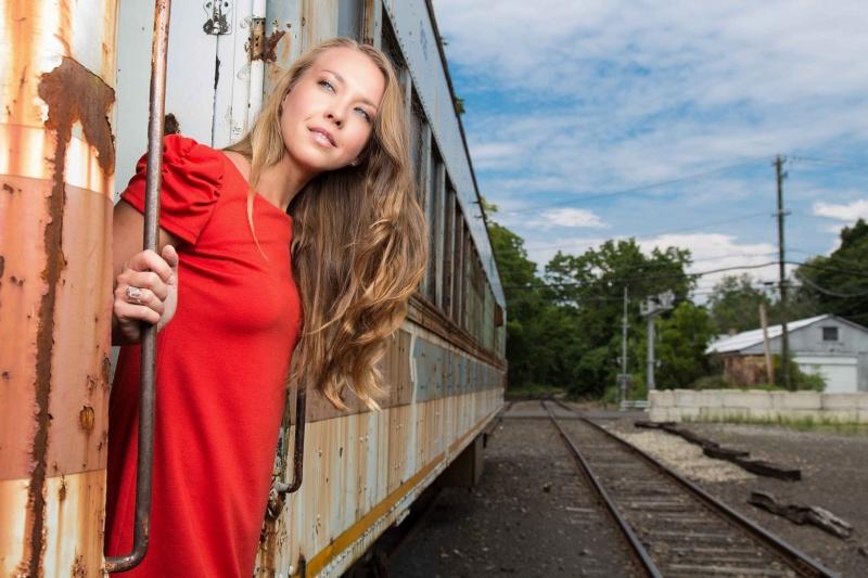 Female model photo shoot of Gigella by Michael D Becker Photo