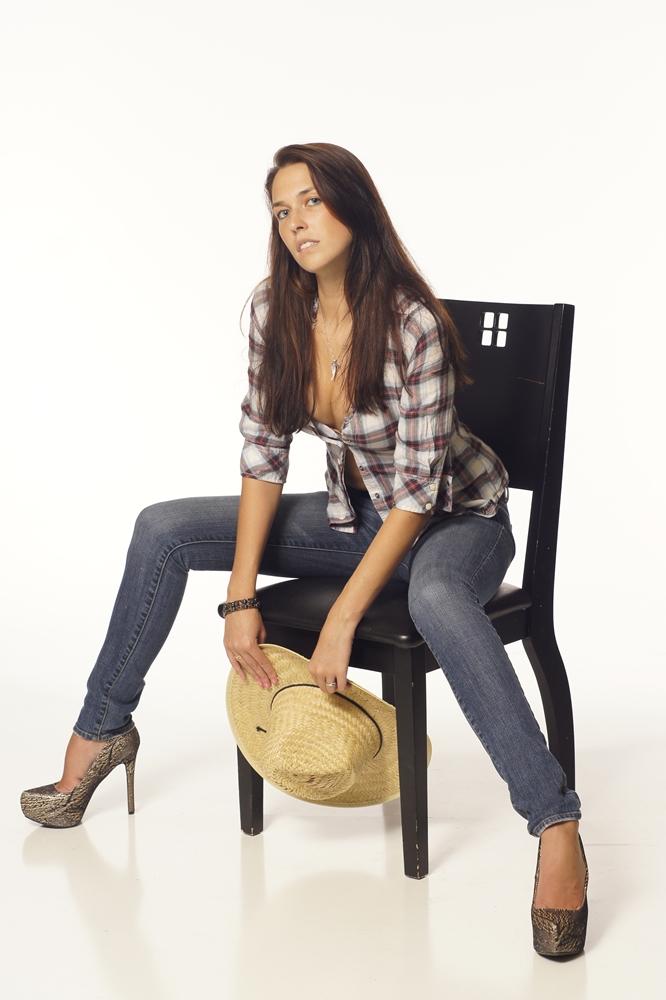 Female model photo shoot of Miss Kay LA