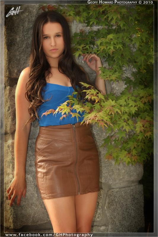 Female model photo shoot of Luciana