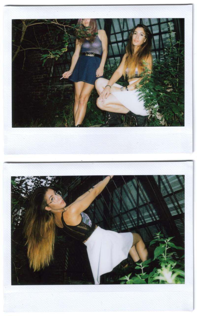 Brooklyn Aug 08, 2012 Jackie and Eliza