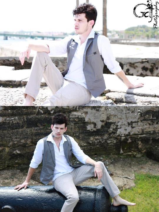 Male model photo shoot of GAJ Productionz