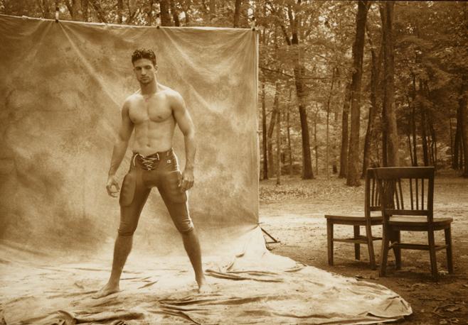 Male model photo shoot of Doug Neal Photography in Yankiee Springs, MI