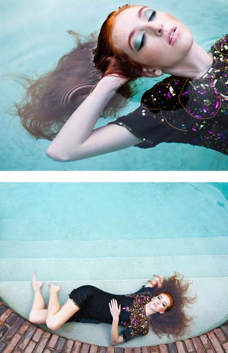 Lutz, Florida Aug 10, 2012 Ashley Holloway Little Mermaid; Model: Katie L. (Posche Models)