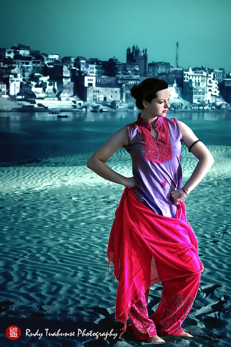 Male model photo shoot of Big Shoot in Varanasi India