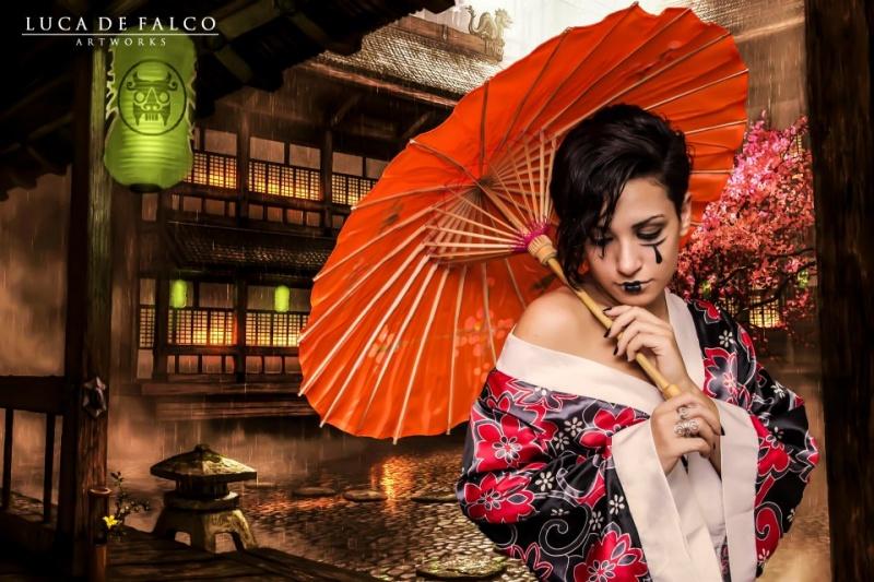 Studio a Casa mia Aug 11, 2012 Luca De Falco Geisha in Kyoto