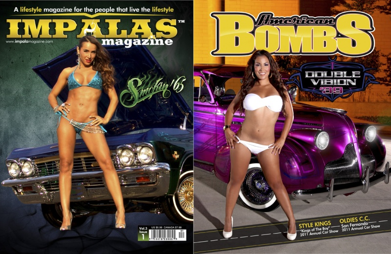 Aug 12, 2012 Impalas & American Bomb Magazine Covers