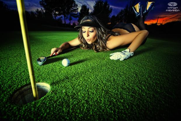 Aug 15, 2012 Sexy Golf