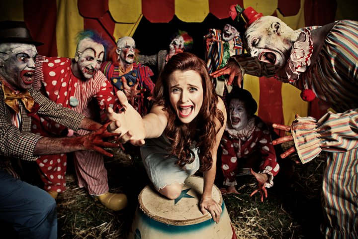 Far Aug 15, 2012 Camillo Longo When Zombie clowns attack!