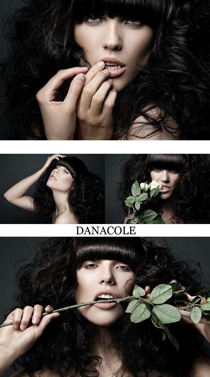 Female model photo shoot of DANACOLE in Mi Studio
