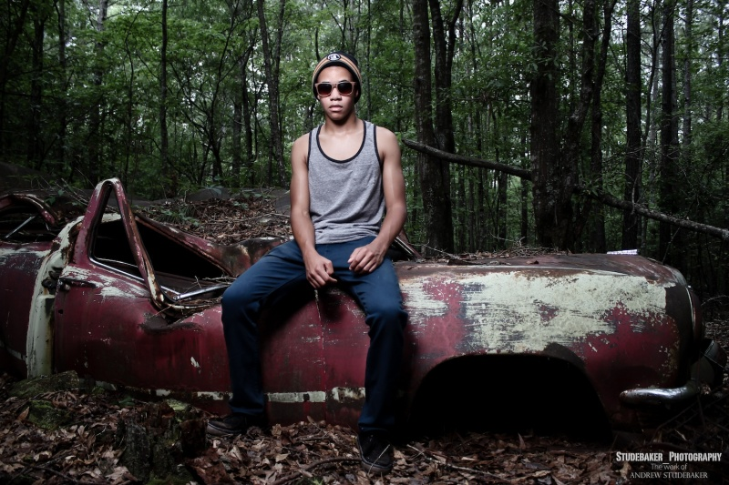 Male model photo shoot of Studebaker_Photography in Conyers, GA