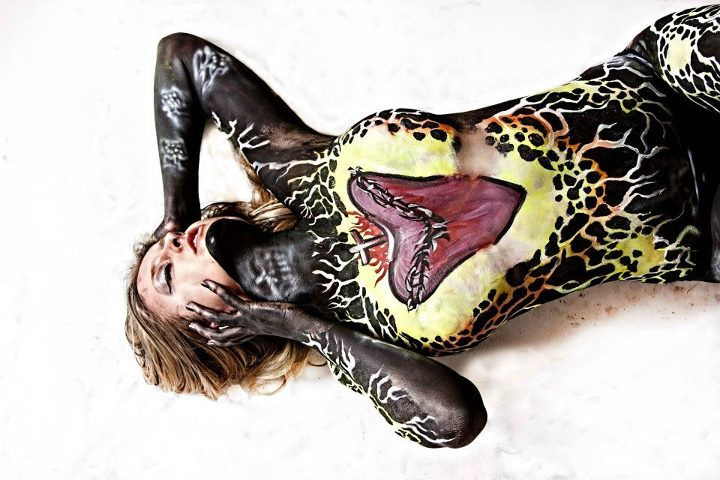 Female model photo shoot of SARA MM