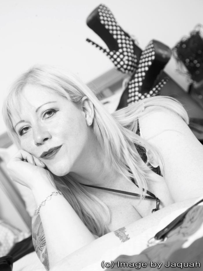 Female model photo shoot of Helen Ryder by Jaquah Images in My room
