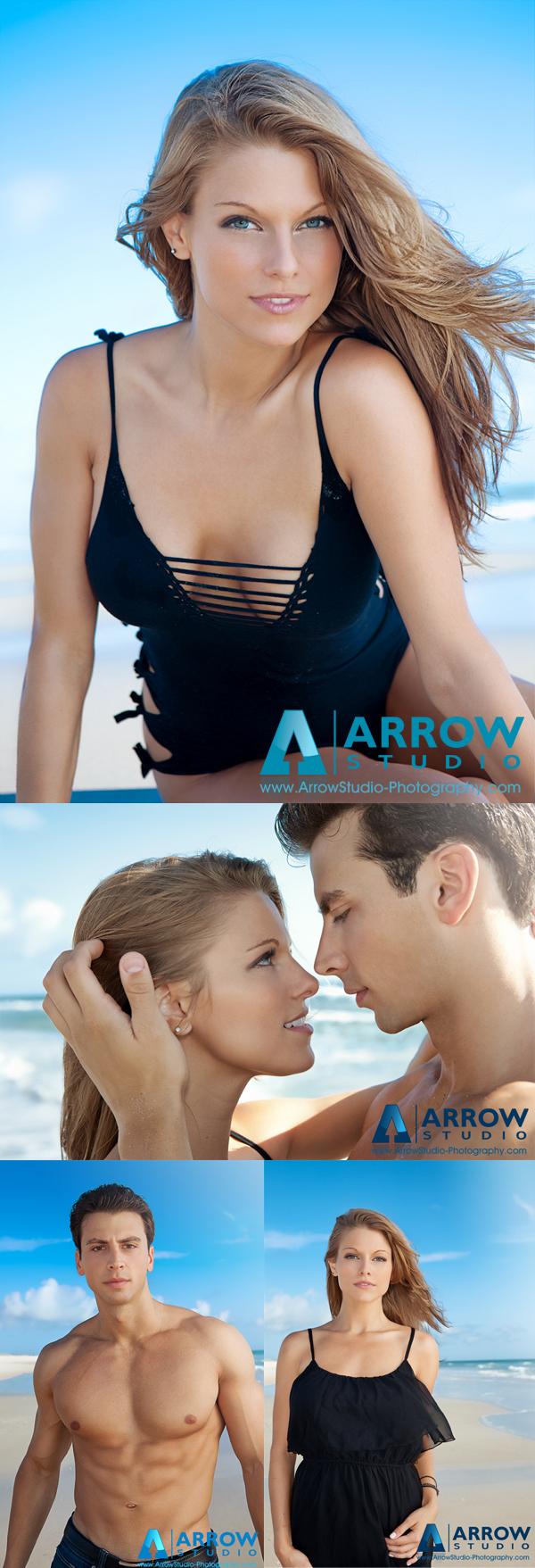 Florida Aug 17, 2012 Arrow Studio Adam and Meghan