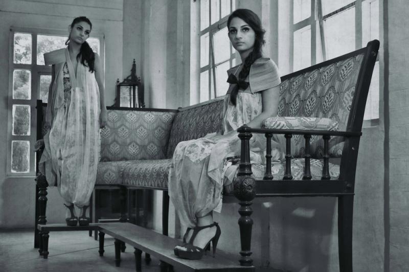 Nawalgarh, India Aug 18, 2012 Vivek Kunwar The Twin Sisters