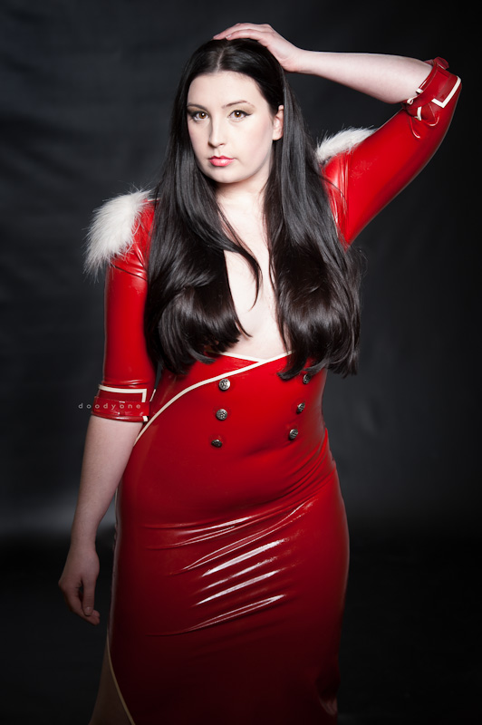 Female model photo shoot of Luna_ravyn in Pumpkin studios, manchester