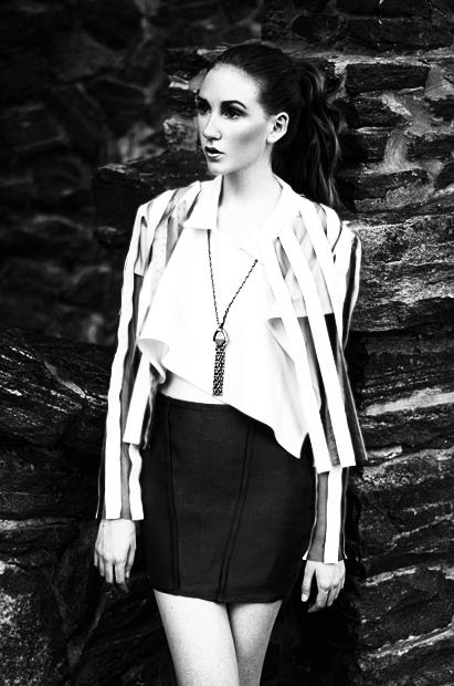 Female model photo shoot of Taryn Andre