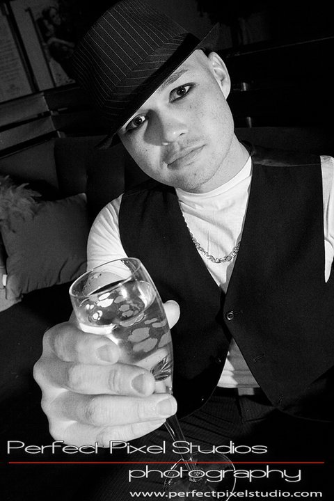 Forgotton Aug 18, 2012 Perfect Pixel Studios Photography Starting the Night off with a Glass...