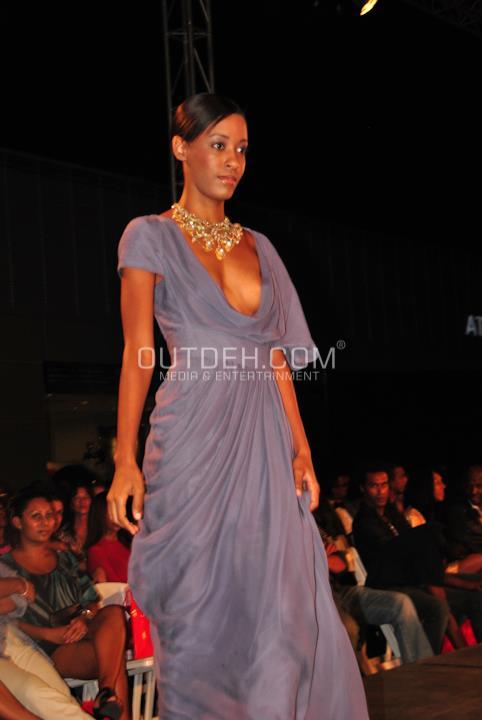 Fairview, St. James, Jamaica Aug 18, 2012 Outdeh.com Ocean Style Fashion Show 2011