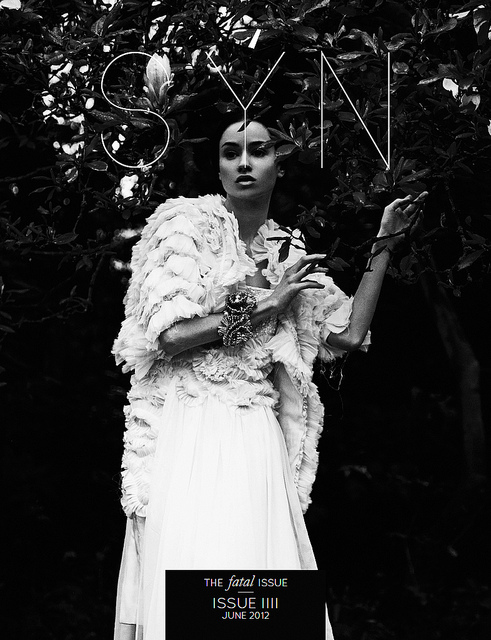 Aug 19, 2012 Felice Fawn @ Profile for SYN Magazine