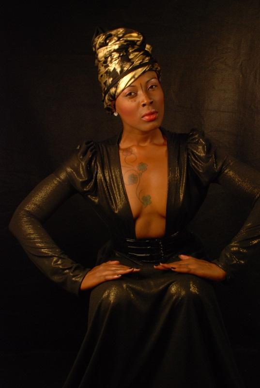 Charlotte, NC Aug 19, 2012 III Reich Nubian Goddess