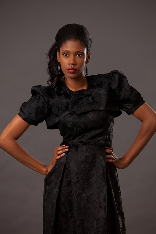 Aug 21, 2012 Ultra Crop jacket and dress- Black Beauty, available at trywesley.etsy.com