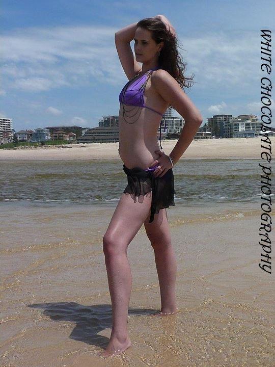 Female model photo shoot of Sheridan Fenton in The Entrance, NSW
