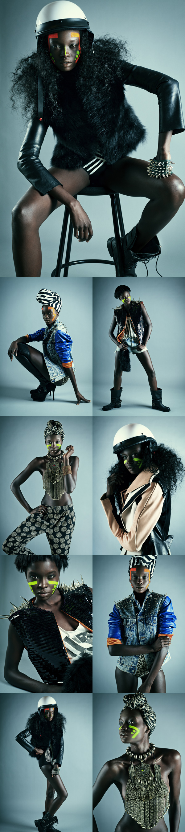 Styling by Melanie Archer Aug 21, 2012 Rebel