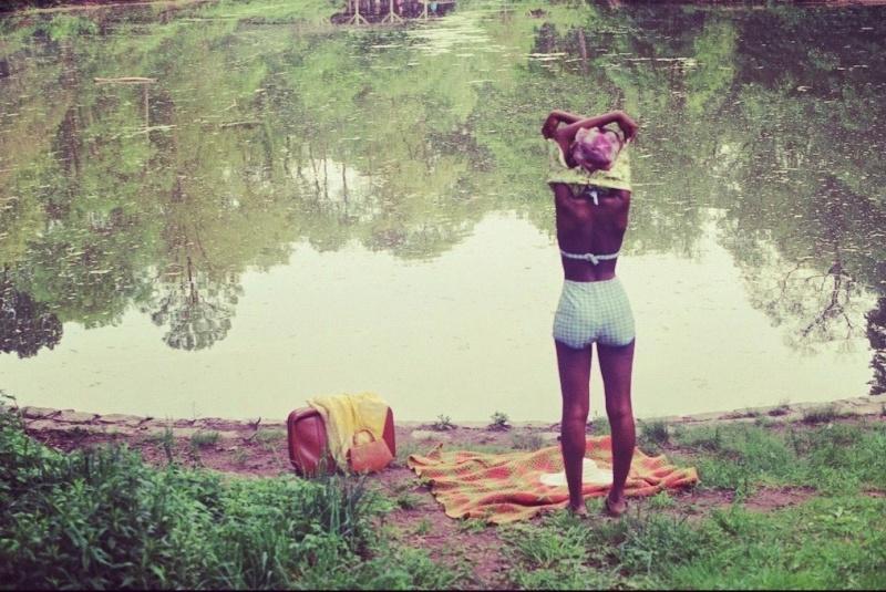 Aug 22, 2012 Vintage swim?